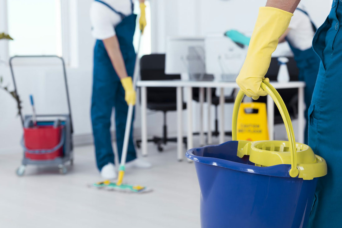 cleaning service toronto